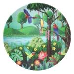 29.701210 Тарелка Bird Paradise
