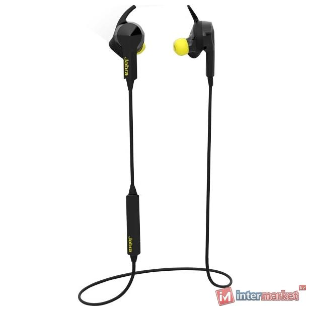 Bluetooth гарнитура Jabra Sport Pulse, Black