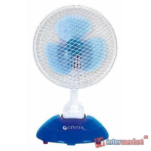 CT-5003 Dark Blue/Violet/настольный вентилятор Centek
