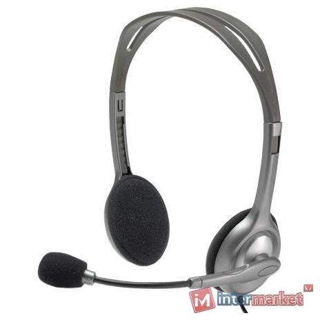 Наушники Logitech Headset H110