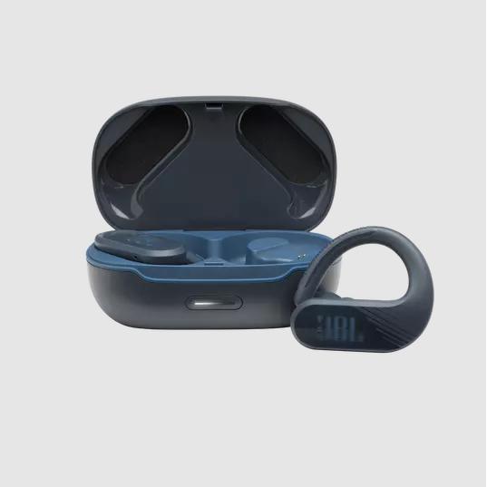 Беспроводные наушники JBLENDURPEAKIIBL JBL Endurance Peak II - True Wireless In-Ear Headset - Blue