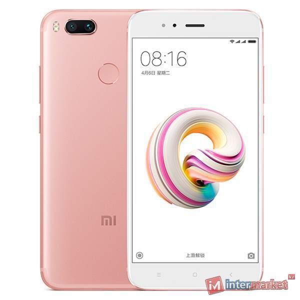 Смартфон Xiaomi Mi A1 32GB, Rose Gold