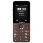 Телефон Philips Xenium E331 Brown