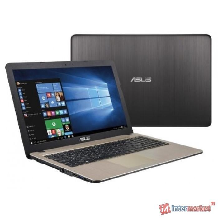 Ноутбук ASUS VivoBook X540UP, Core i5-7200U-2.5/1TB/8GB/AMD R5 M420-2GB/DVD-RW/15.6
