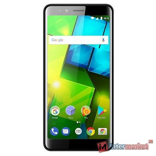 Смартфон BQ BQ-5340 Choice, Black глянец