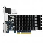 Видеокарта ASUSGeForce GT 730 902Mhz PCI-E 2.0 2048Mb 1800Mhz 64 bit DVI HDMI HDCP