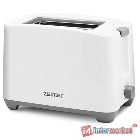 Тостер Zelmer ZTS7386 белый