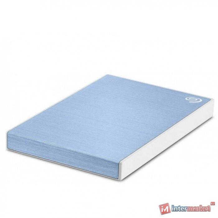 Внешний HDD Seagate 1Tb One Touch Blue STKB1000402 2,5